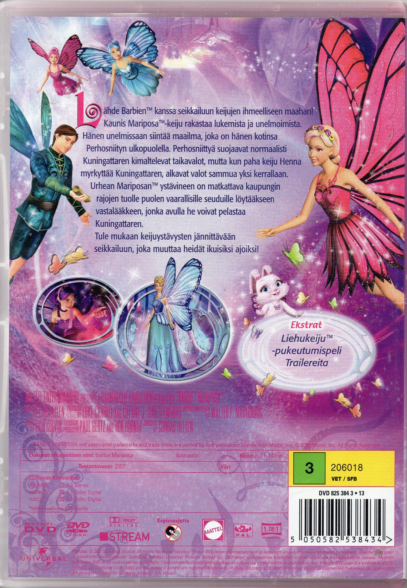barbie elokuvat netissä ilmaiseksi Viitasaari